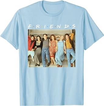 Friends Group Photo 4 T-Shirt
