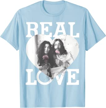 John Lennon - Real Love T-Shirt