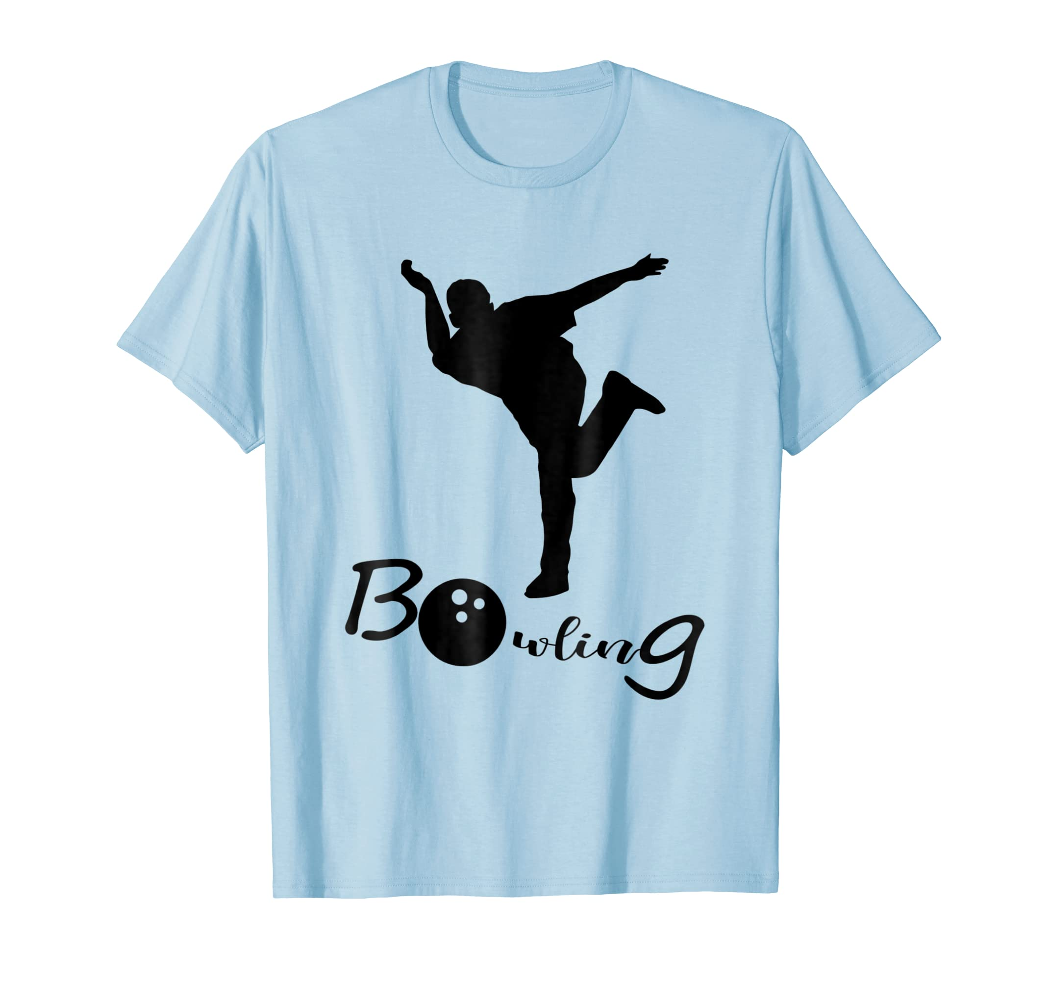 Bowling Funny Bowler, Bowling gift Team Pun Humor T Shirt