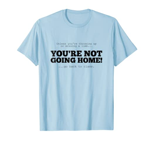 c4a1daf3b9 Image Unavailable. Image not available for. Color: School Nurse  Appreciation Week Shirt Funny ...