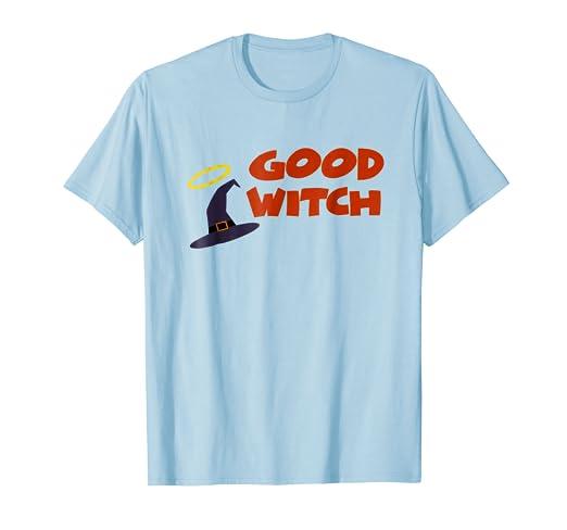 f5e56137 Amazon.com: Bad Witch Good Witch Shirts | Matching Halloween ...