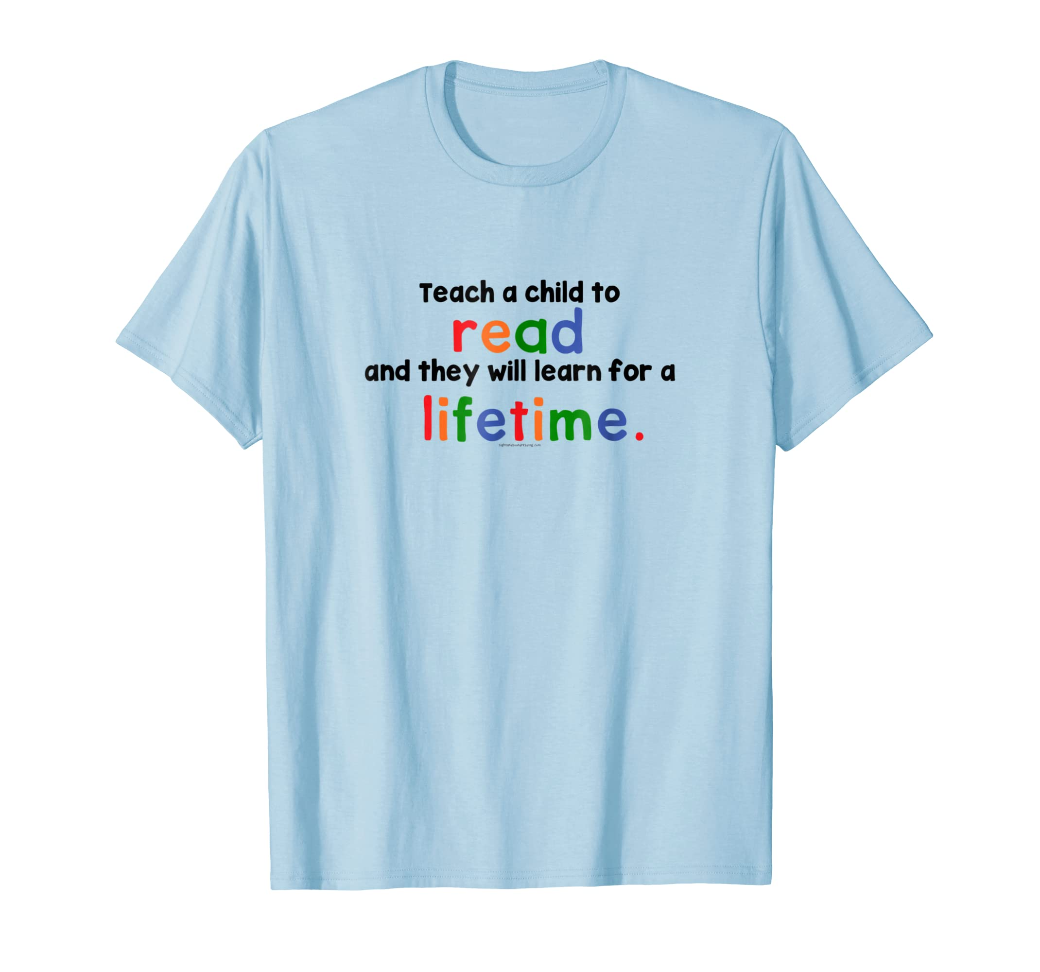 Reading Teacher T Shirt / Kindergarten Teacher Shirt-AZP