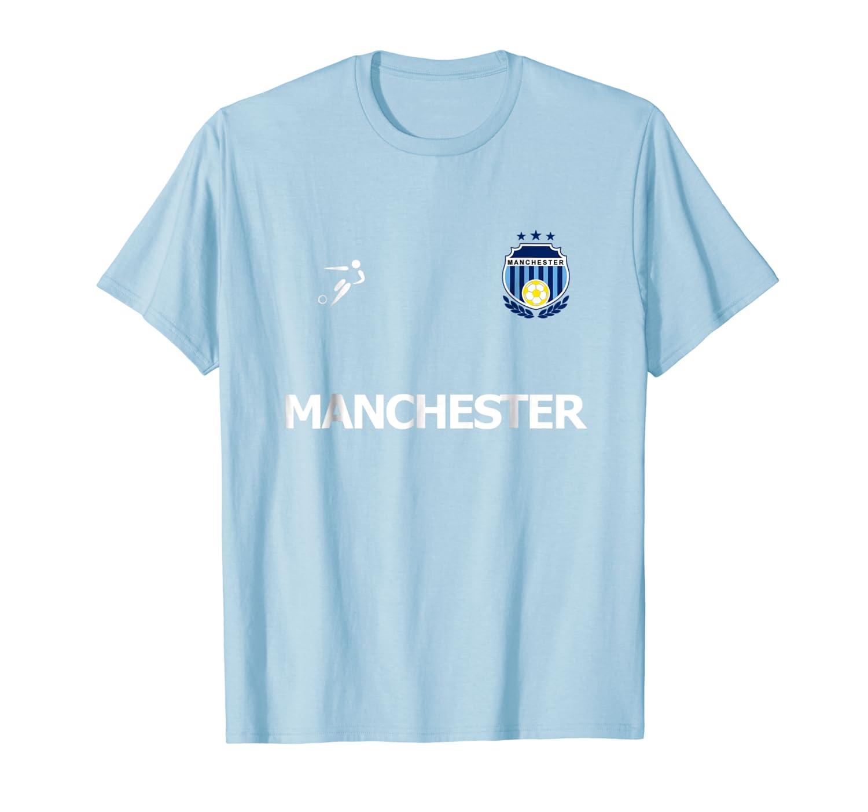 Manchester Soccer Jersey Shirt-Yolotee