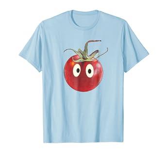 Amazon.com  Tomato T-Shirts with Eyes  Clothing 7edc47e4fe93