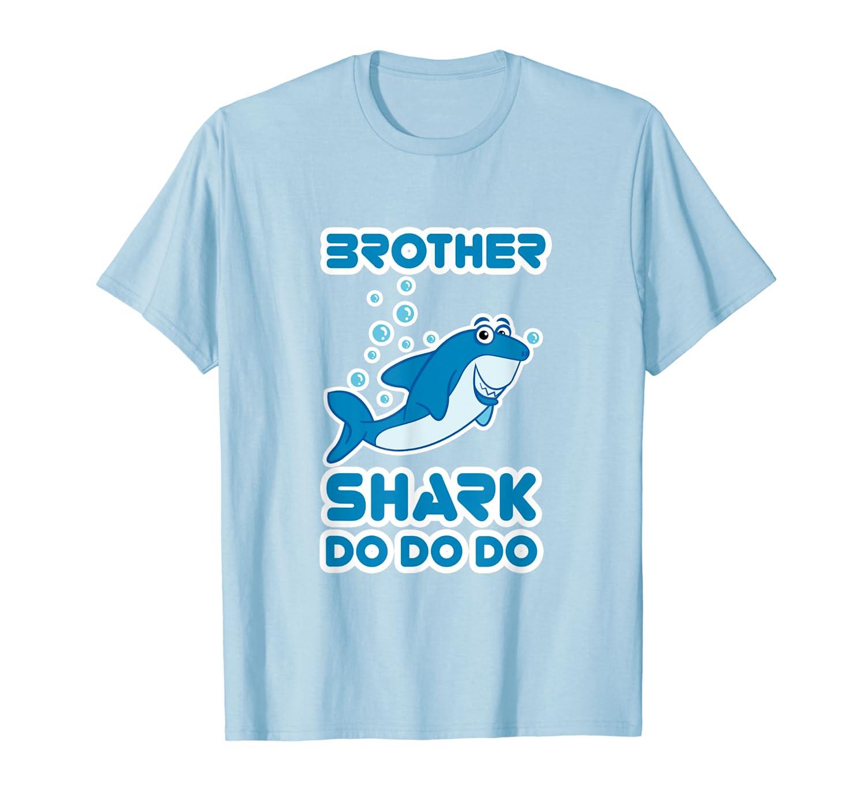 Baby Shark Doo Doo Doo Boy Family Brother Shark Shirts