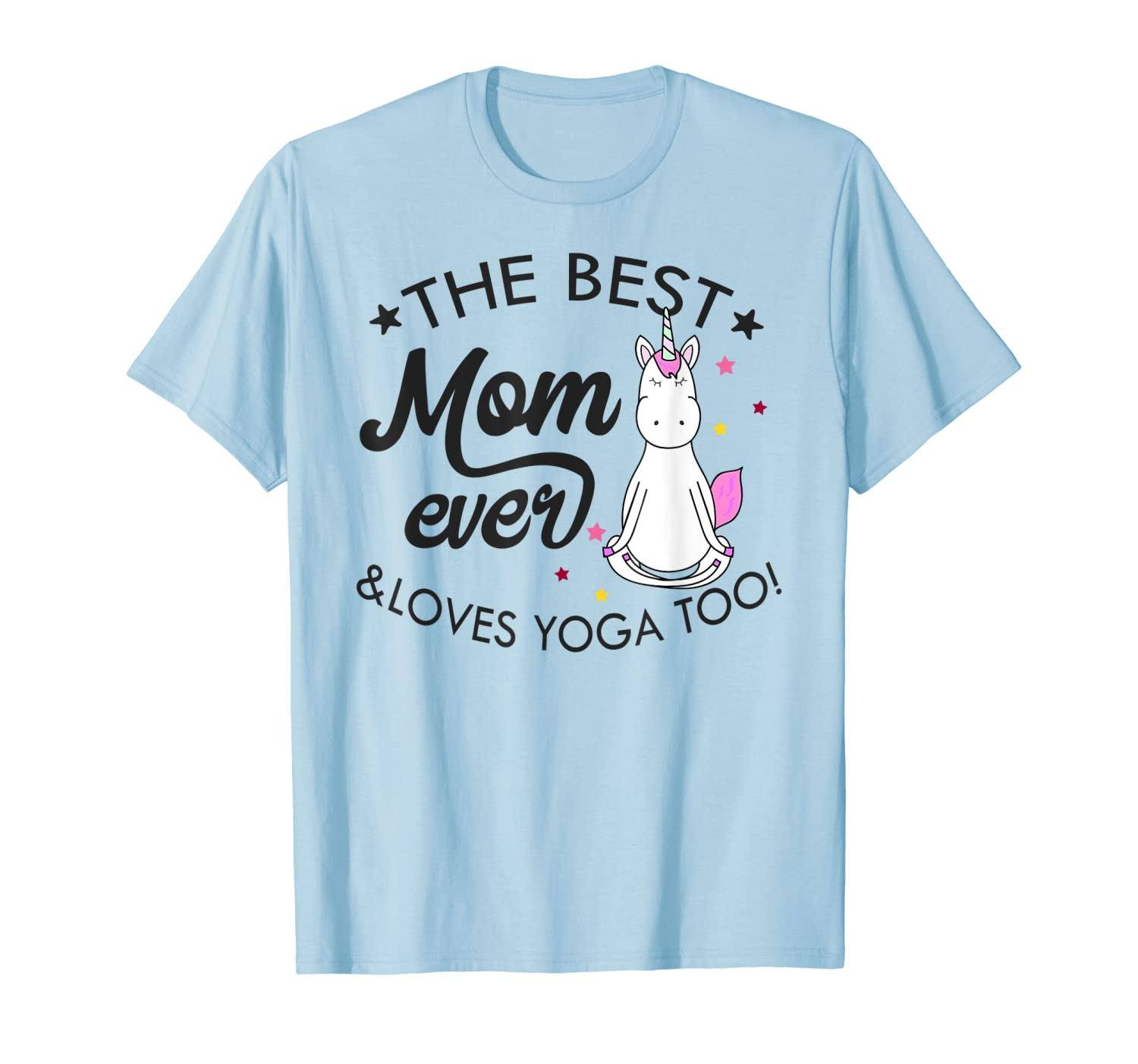 Amazon.com: Best Mom Ever, Yoga Shirt: Clothing