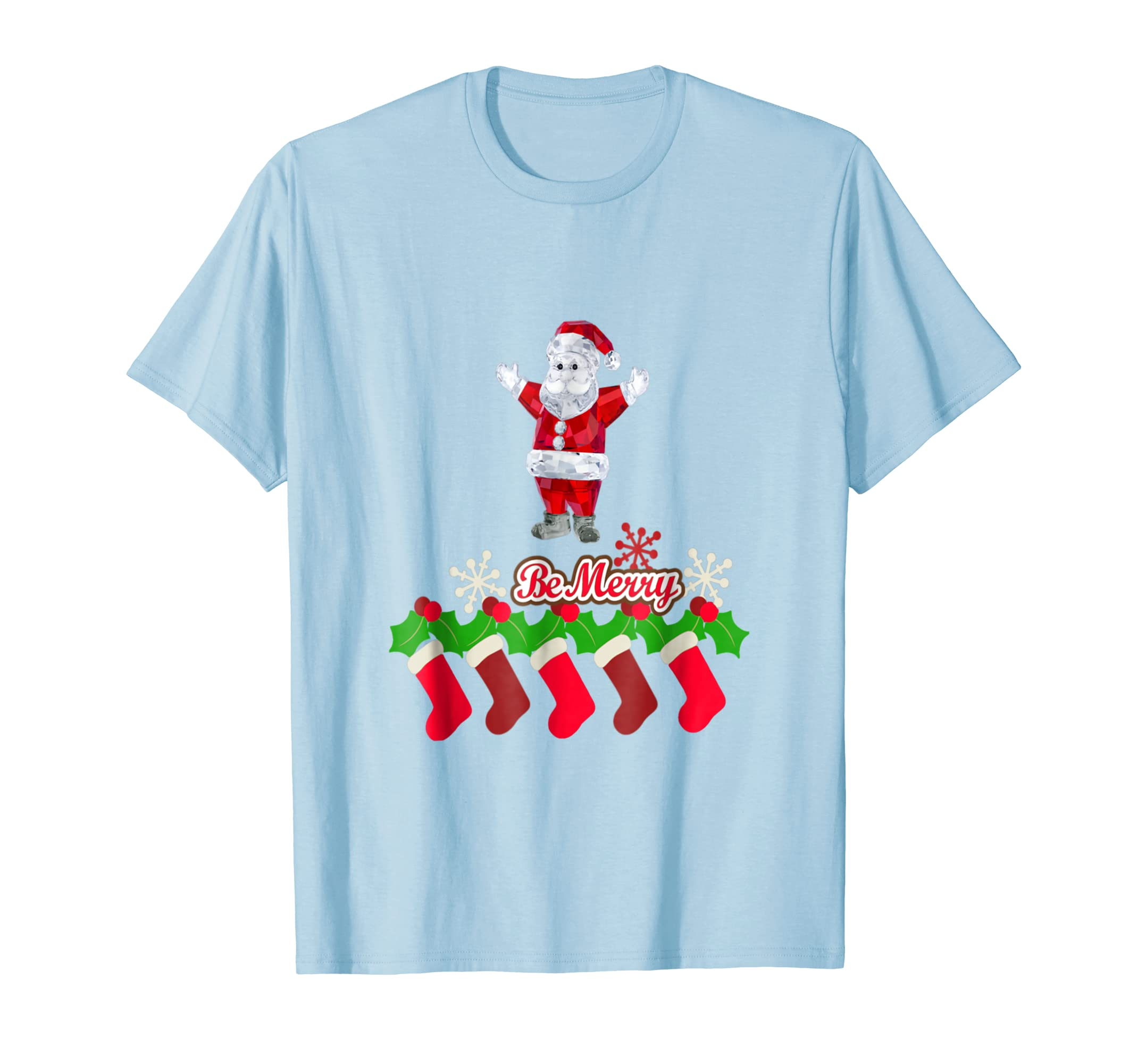 Be Merry, Merry Christmas, Funny gift 2019 shirt-azvn