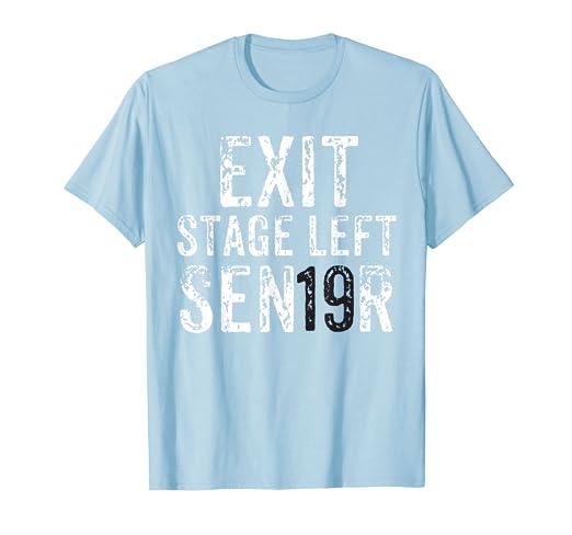 Amazon com: Exit Stage Left Senior 19 Performing Arts Acting