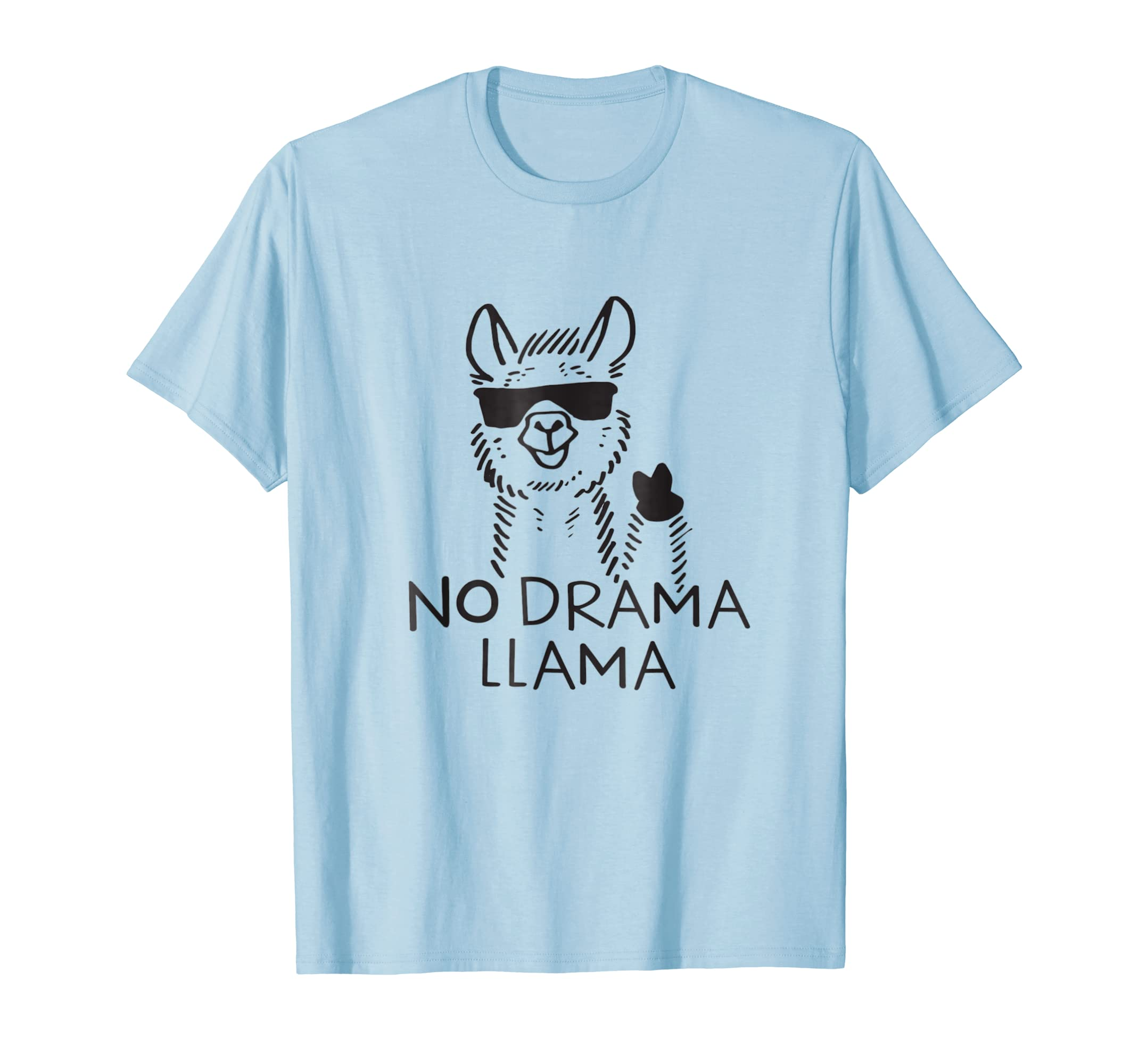Cool Hipster Llama With Sunglasses #3-ln