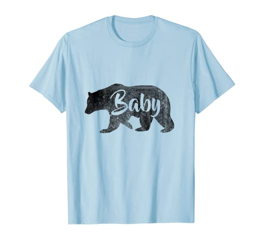 8c0061300 Image Unavailable. Image not available for. Color: Baby Bear T-Shirt Cute  Toddler ...