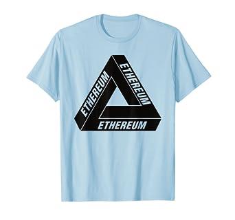 c42327e47f72 Amazon.com  Palace x Ethereum T-Shirt  Clothing