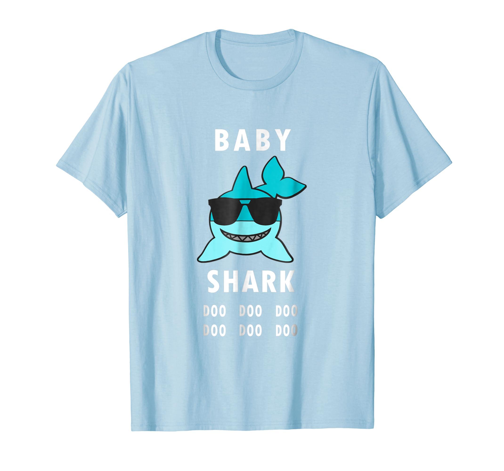 4e9714bf Baby Shark Doo Doo Doo Kids Matching Family T-Shirt-fa — Kuxovo