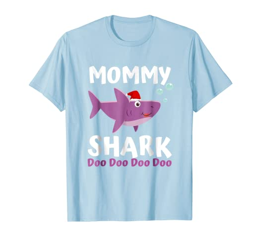 59d25f73 Image Unavailable. Image not available for. Color: Mommy Shark Doo Doo  Shirt Mommy Shark Daddy Shark Baby Shark
