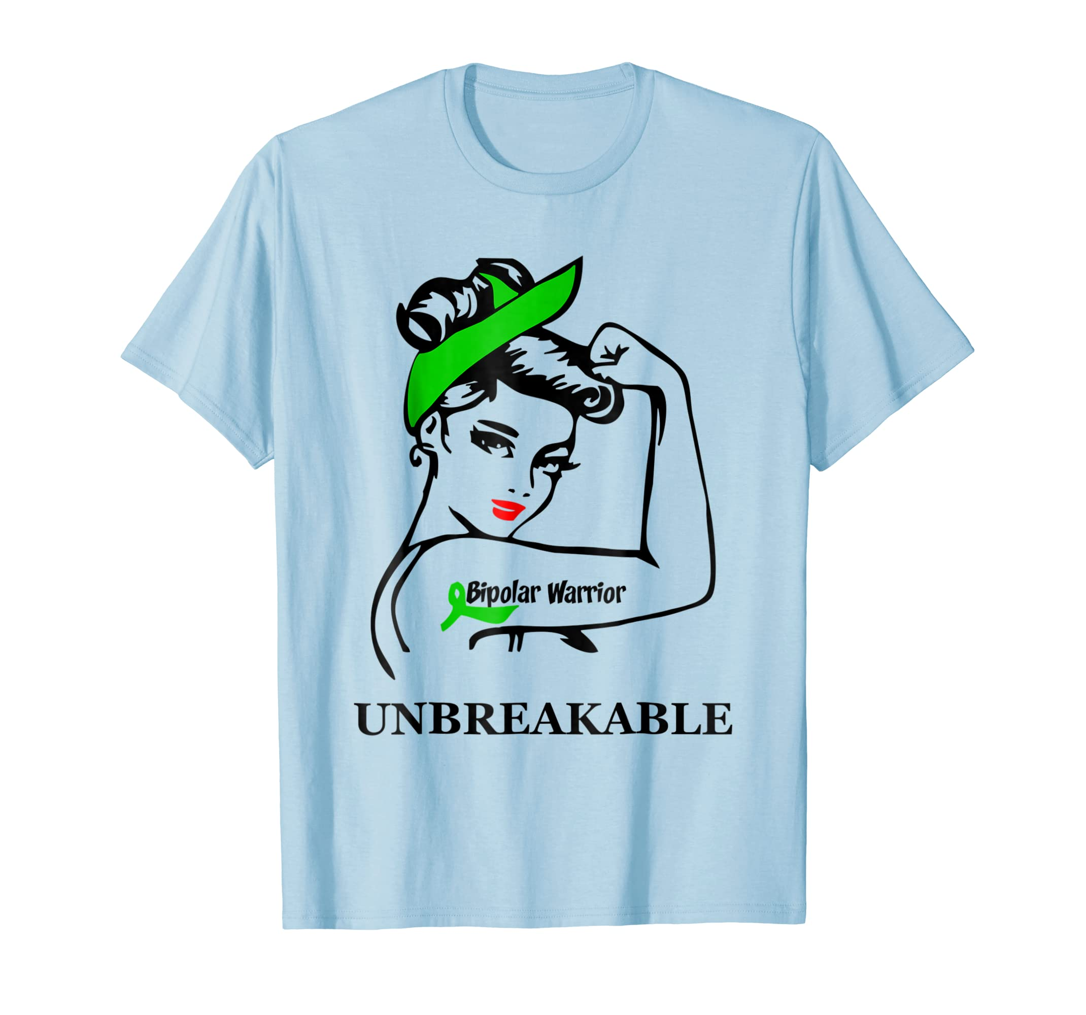 Bipolar Warrior Unbreakable T shirt-Bawle