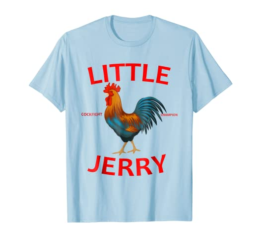 f62476ee Image Unavailable. Image not available for. Color: Little Jerry Cockfight  champion ...