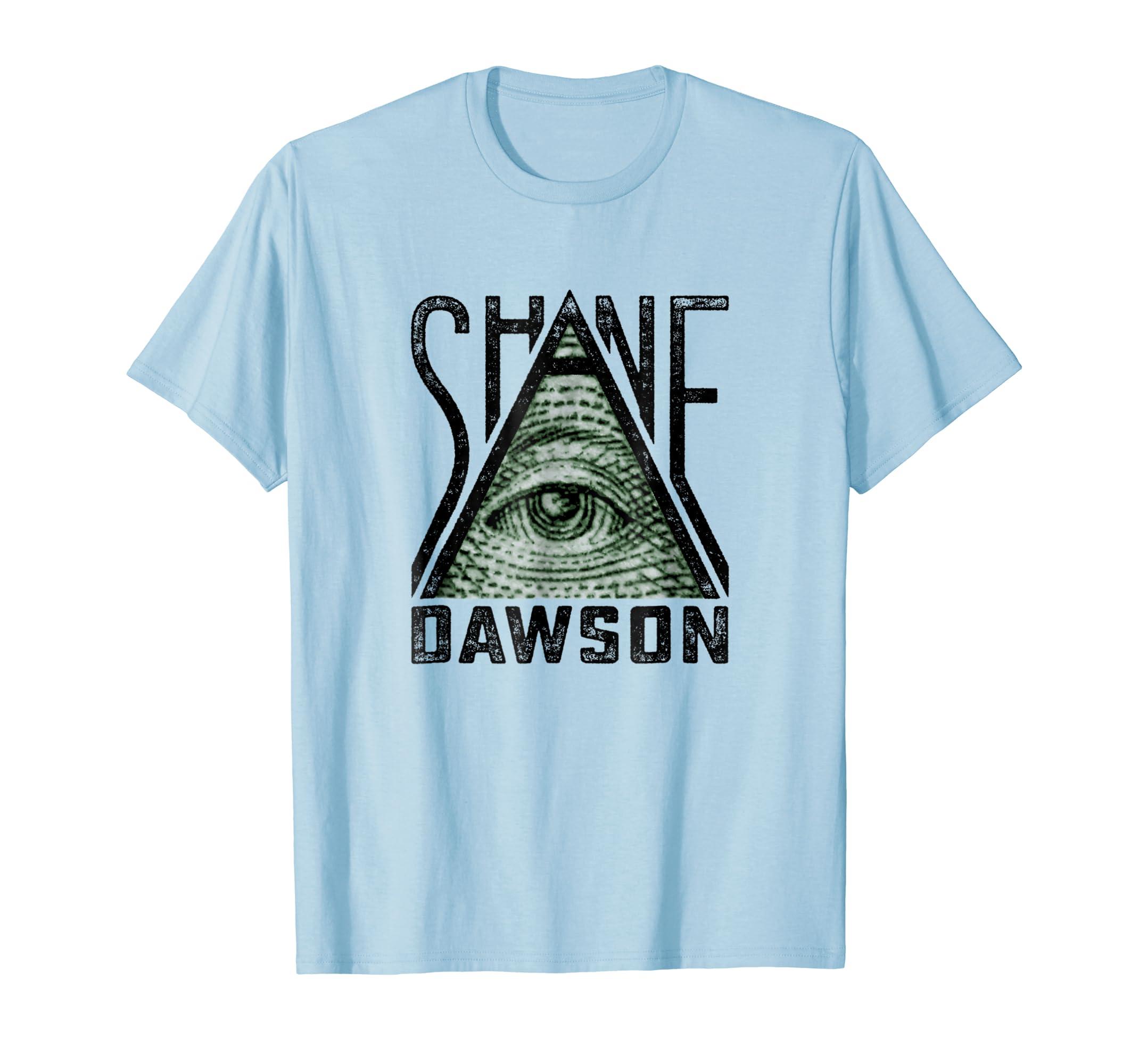 All Seeing Eye T Shirt-Awarplus
