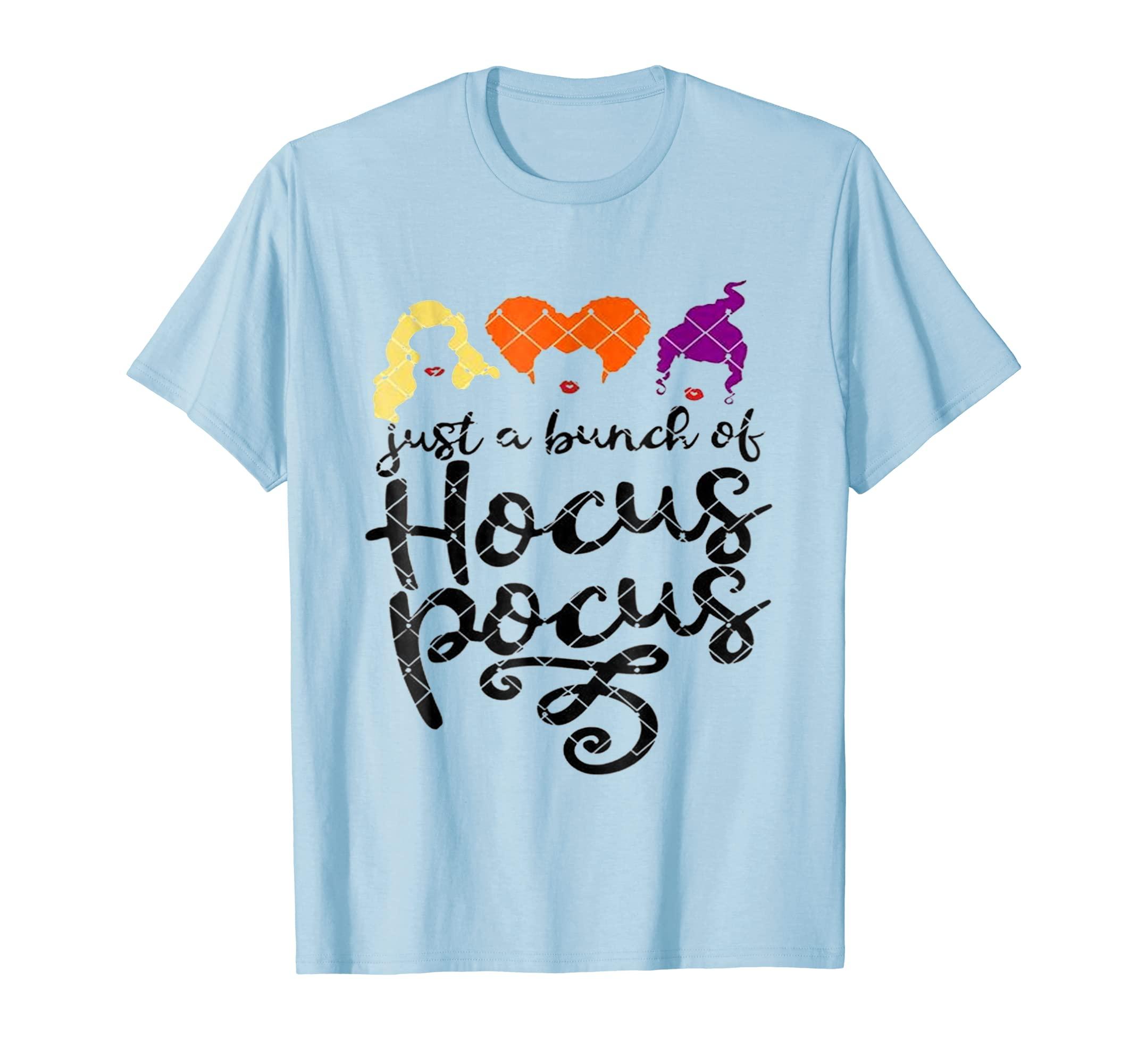 It's just a bunch of hocus pocus t-shirts-Rose