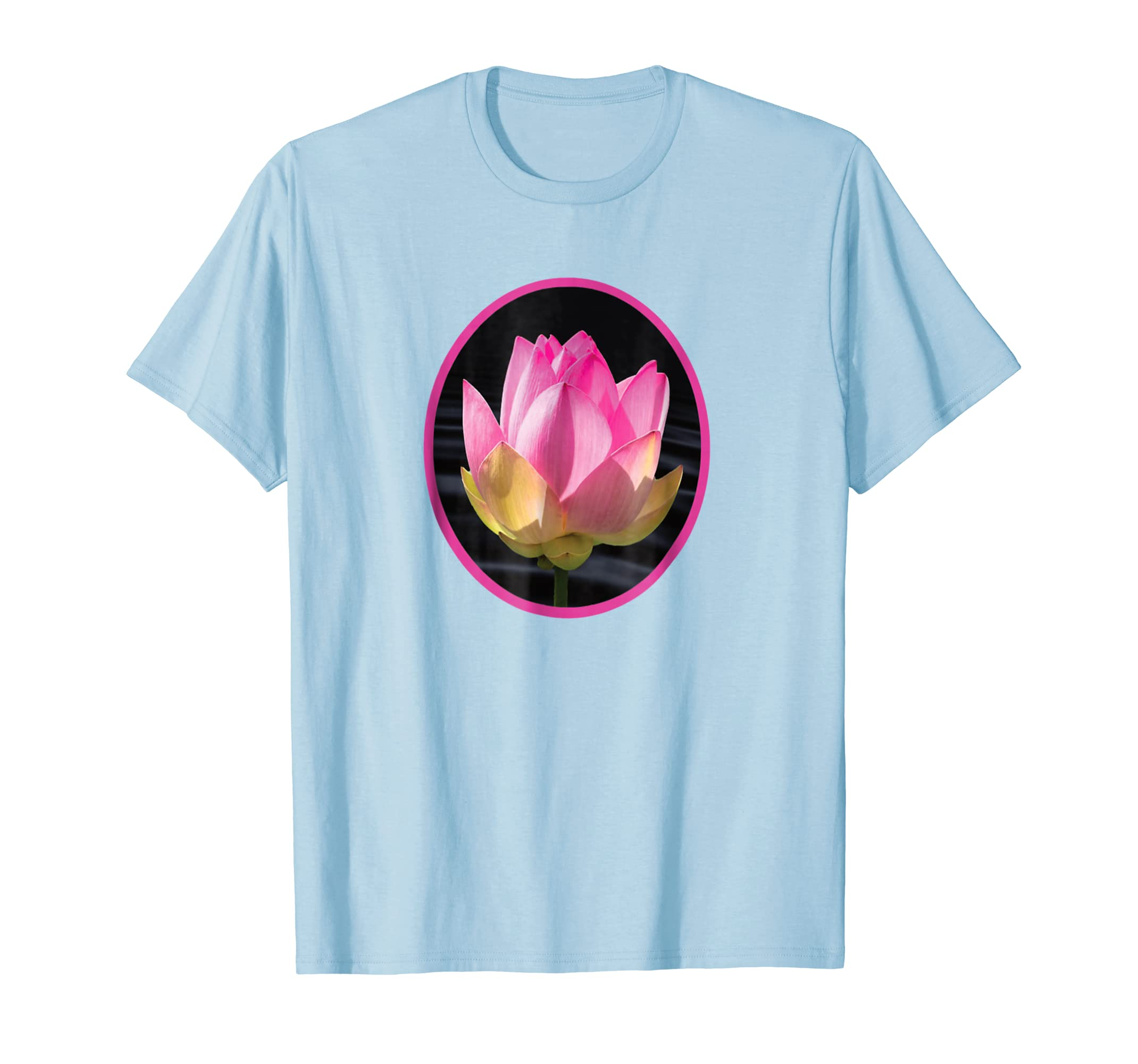 Amazon Lotus Lily Flower Water Beautiful T Shirt Clothing