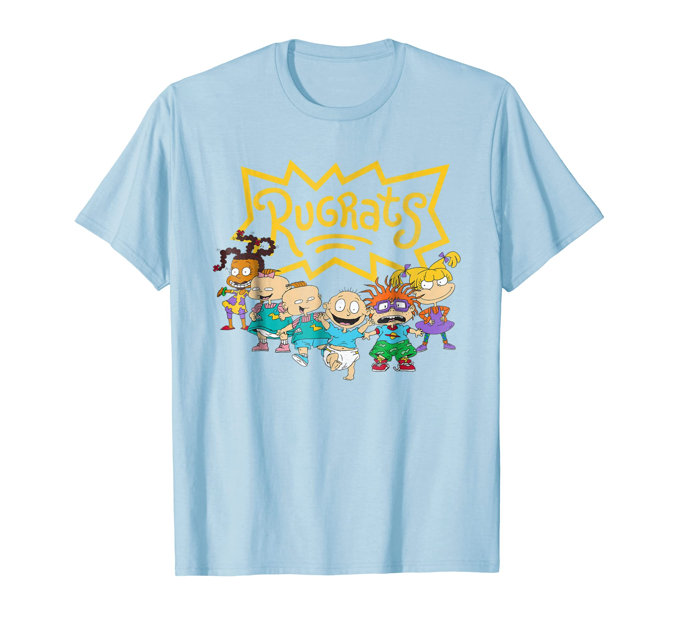 Nickelodeon Rugrats Character Lineup T-Shirt-Loveshirt