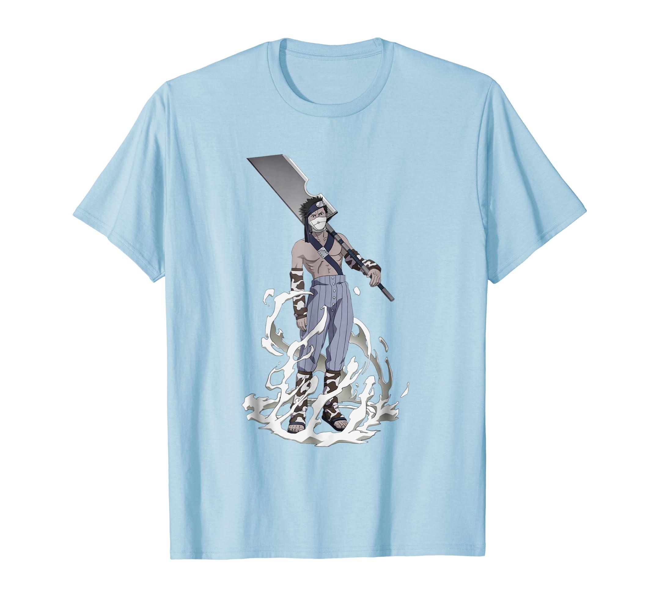Zabuza T Shirt for Girls, Boys,Teens, Men & Women-Awarplus