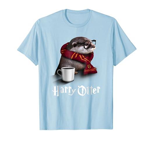 40f5ab0537a Funny Otter T-shirt - Harry Otter Shirt for Otter lover