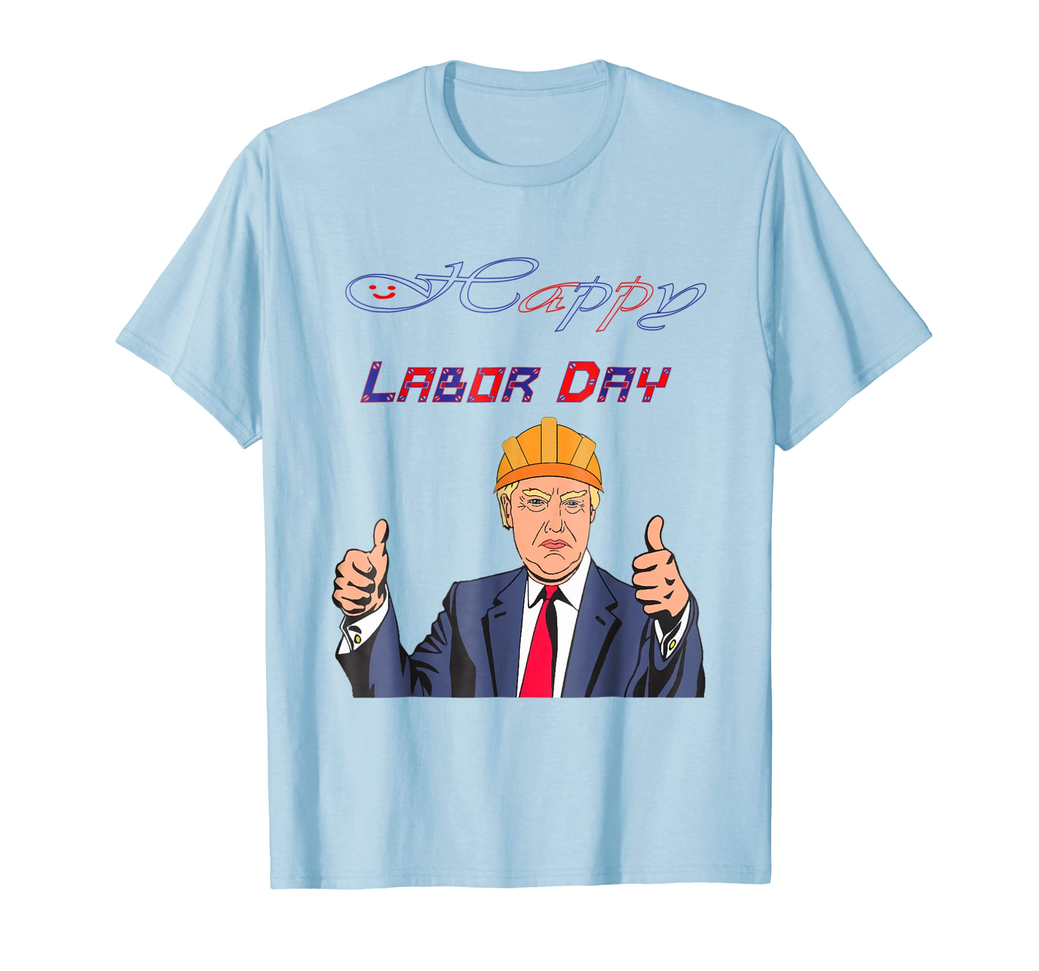 American Holiday Shirt Gift. Happy Labor Day Tee- TPT