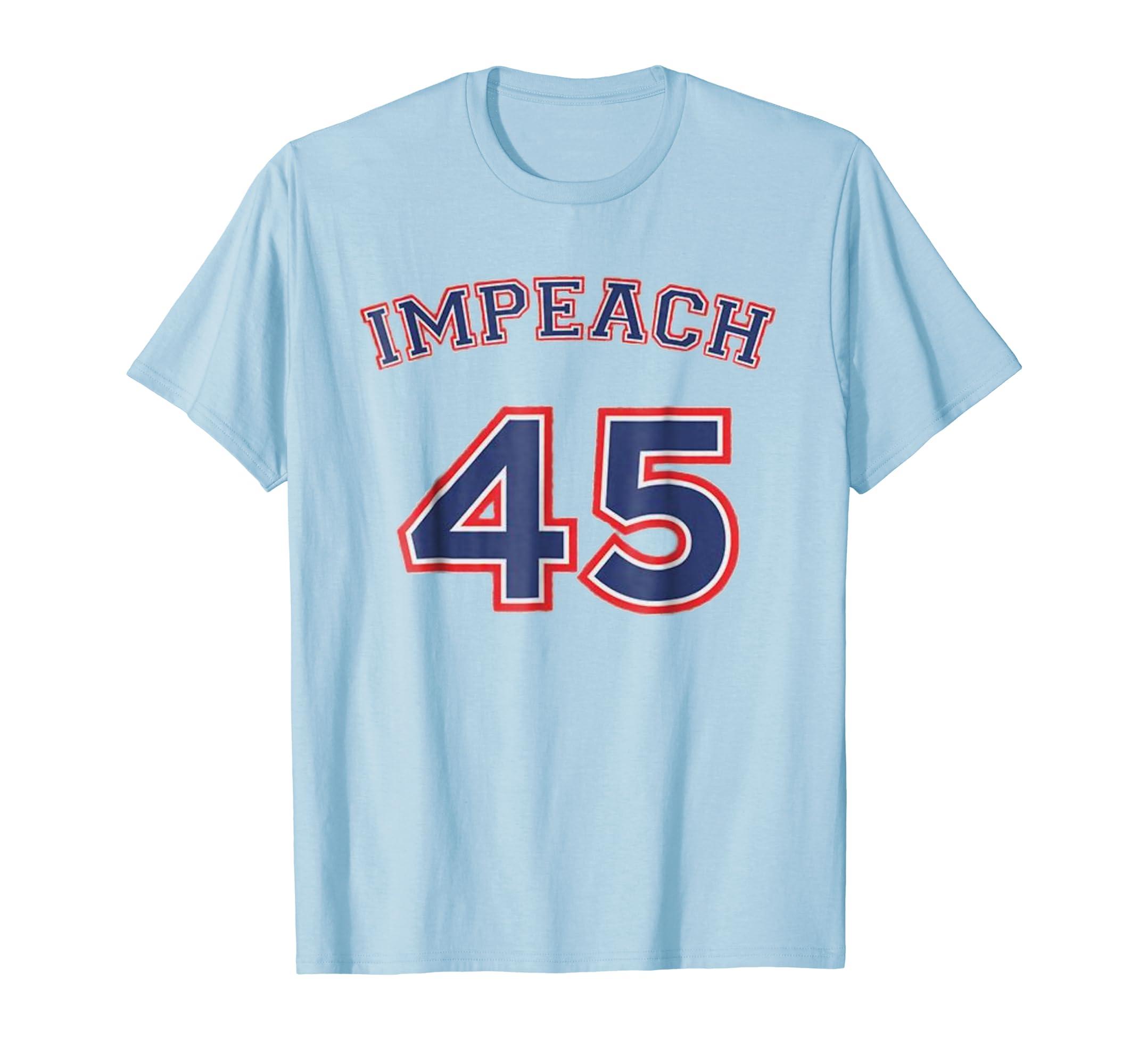 Impeach 45 shirt 8645 shirt - impeach Trump T-shirt-ln