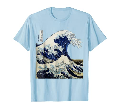 0d87c77bcd5d Amazon.com  Kanagawa Japanese The great wave T shirt  Clothing
