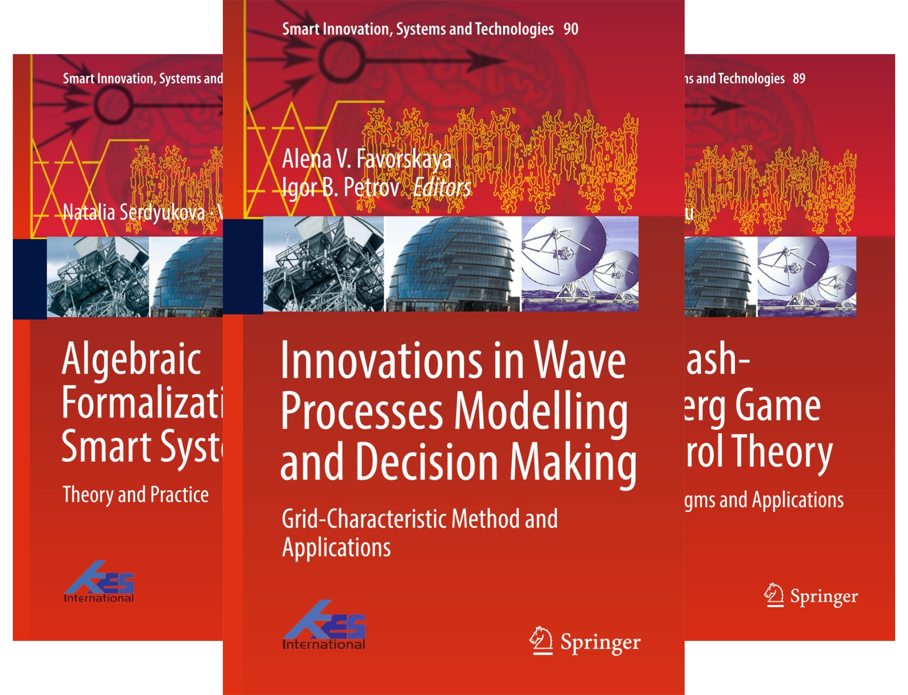 Smart Innovation, Systems and Technologies (51-100) (50 Book Series)