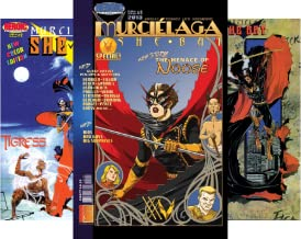 Murcielaga She-Bat (15 Book Series)