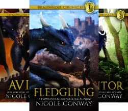 The Dragonrider Chronicles (4 Book Series)