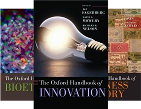 OXFORD HANDBOOKS (50 Book Series)