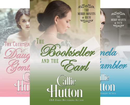 The Merry Misfits of Bath (5 Book Series)