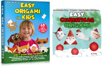 Dover Origami Papercraft (2 Book Series)