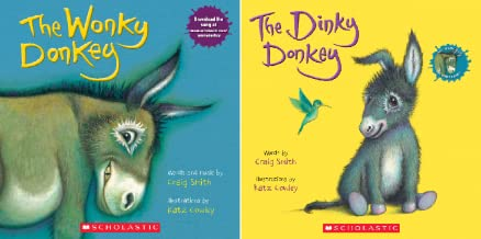 Wonky Donkey (2 Book Series)