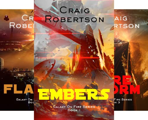 Galaxy On Fire (6 Book Series)