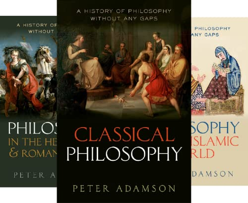 A History of Philosophy (4 Book Series)