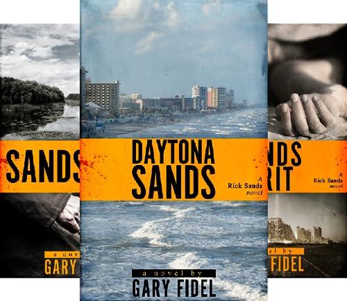 RICK SANDS NOVELS (4 Book Series)