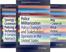 SpringerBriefs in Criminology (51-70) (20 Book Series)