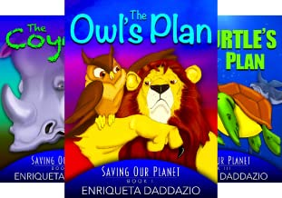 Saving Our Planet (3 Book Series)