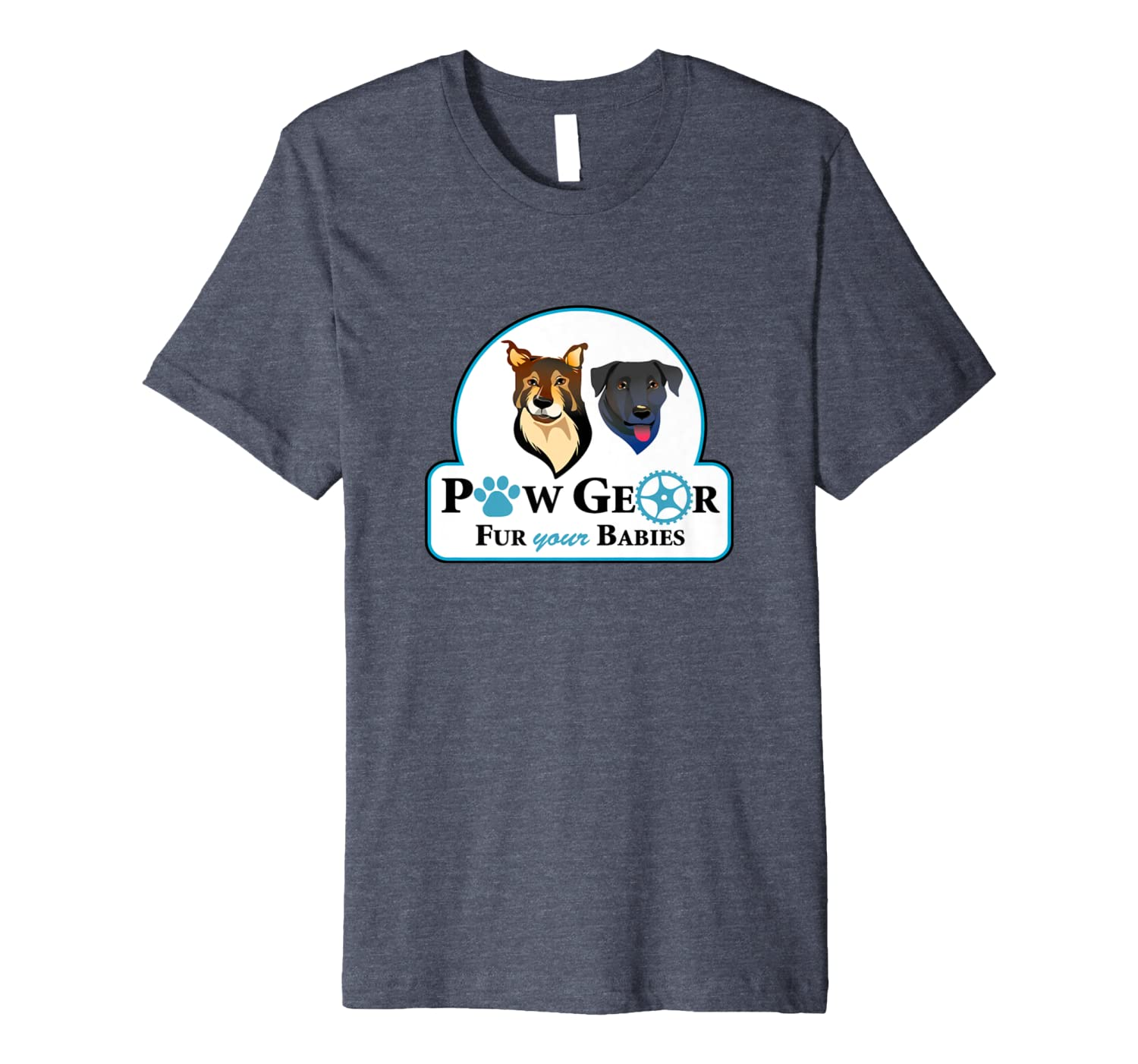 Amazon com: Paw Gear Logo Outline: Clothing