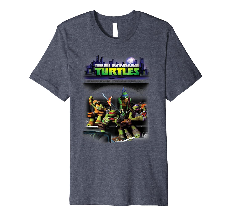 Amazon.com: TMNT Xray Sewer Mutant Ninja Turtles Premium T ...