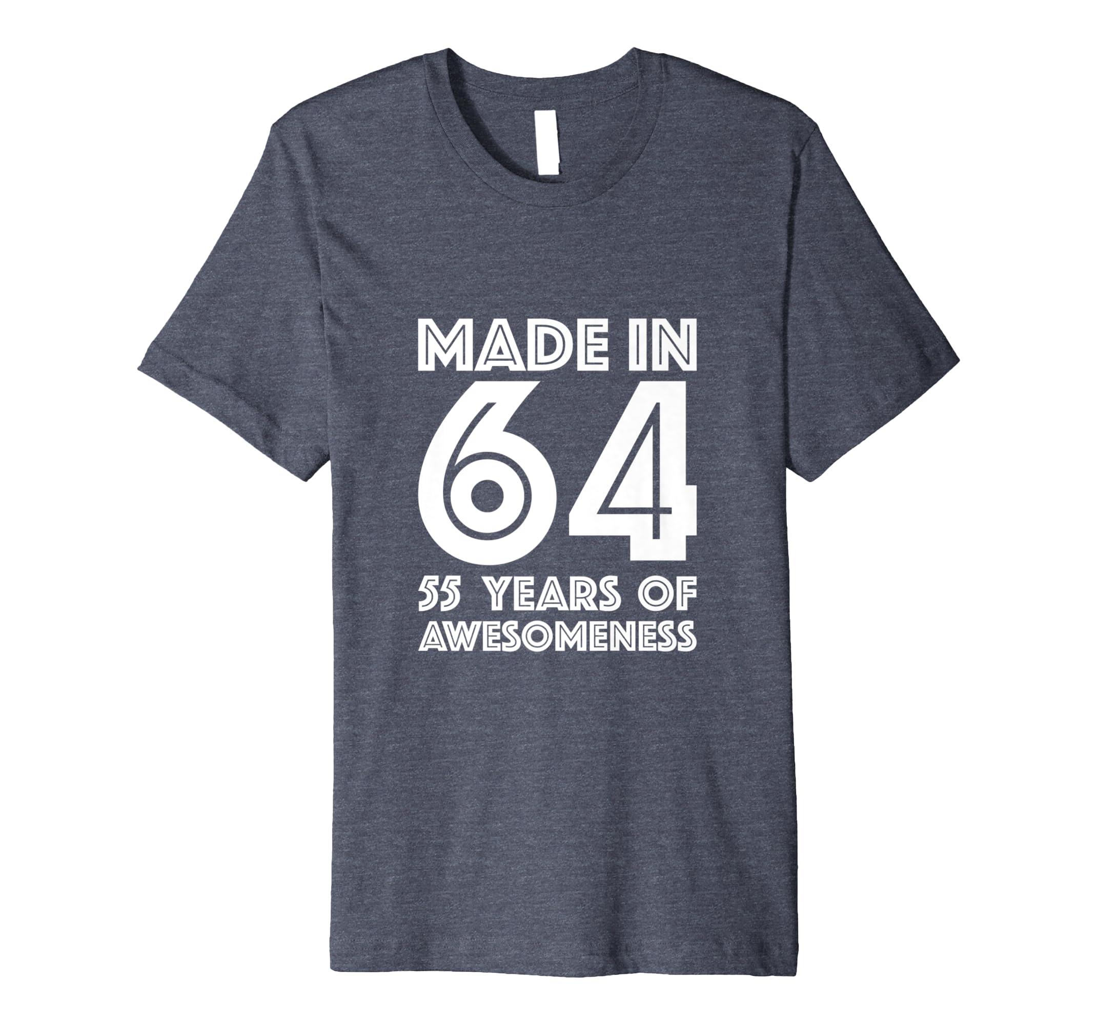 Amazon 55th Birthday Tshirt For Grandpa Men Gifts 55 Year Old Dad Clothing