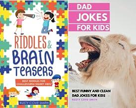 Ridles , jokes , brain teasers (2 Book Series)