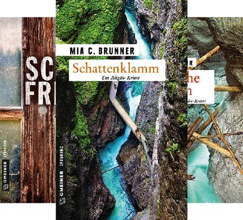 Kommissare Jessica Grothe und Florian Forster (Reihe in 4 Bänden)