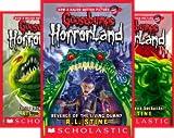 Goosebumps HorrorLand (19 Book Series)