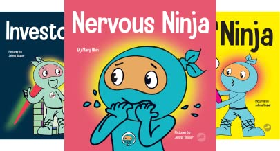 Ninja Life Hacks (51-58) (8 Book Series)