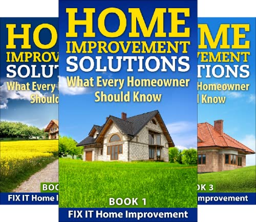 Home Improvement Solutions (12 Book Series)