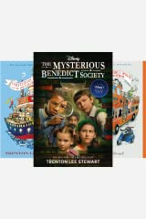 The Mysterious Benedict Society (4 Book Series) Kindle Edition