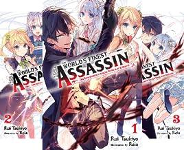 The World's Finest Assassin Gets Reincarnated in Another World as an Aristocrat (light novel) (3 Book Series)